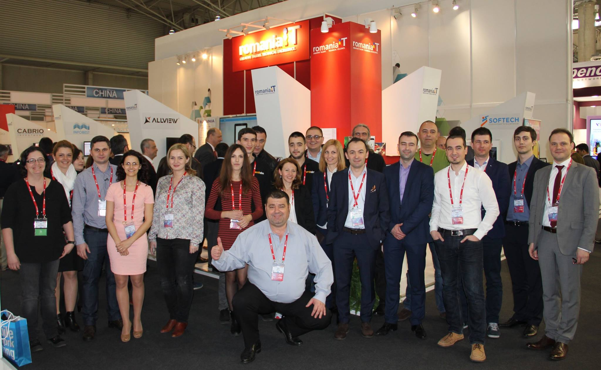 Romania IT at MWC 2016