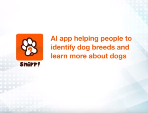 Sniff! Softech's AI app featured at MWC 2018