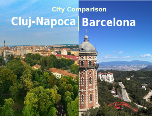 Cluj-Napoca and Barcelona – City Comparison