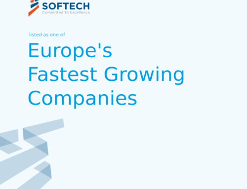 SOFTECH Listed Among Europe's Fastest Growing Companies by Financial Times
