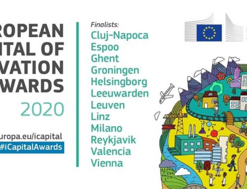 Cluj-Napoca Nominated For The European Capital of Innovation Awards 2020