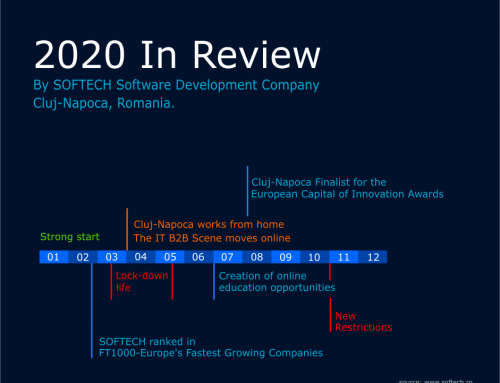 2020 In Review: From A Software Development Company From Cluj-Napoca, Romania